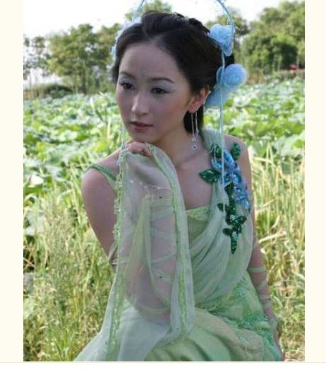 杨蕊 中国最红美女明星排行榜中榜