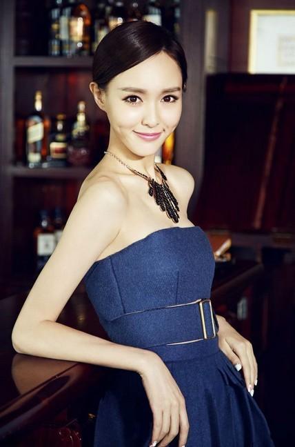 唐嫣-中国最受欢迎的女明星新人榜-天天排行网