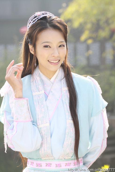 曾安琪-中国最受欢迎的女明星新人榜-天天排行