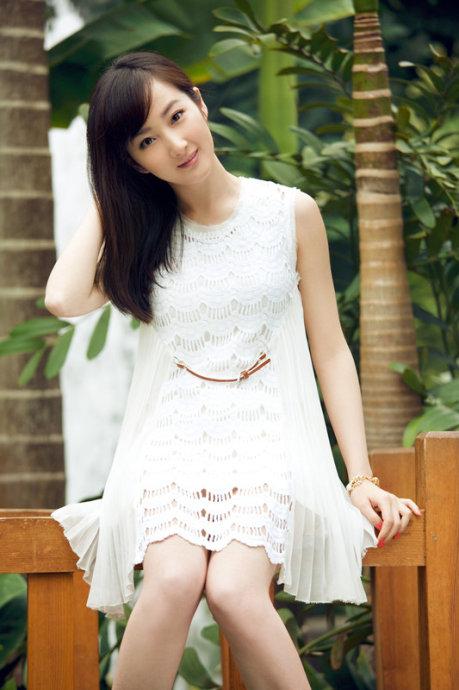 程媛媛 中国最红美女明星排行榜中榜