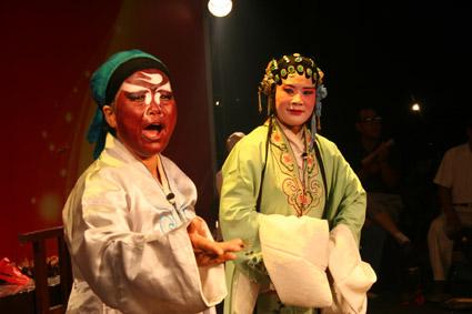 四平调《小包公》-中国传统戏剧经典剧目排行榜